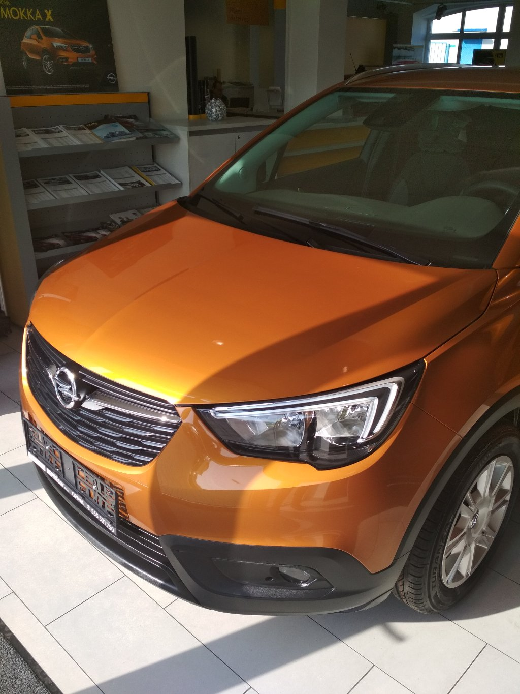 Opel Crossland X  Enjoy 1.2 XE