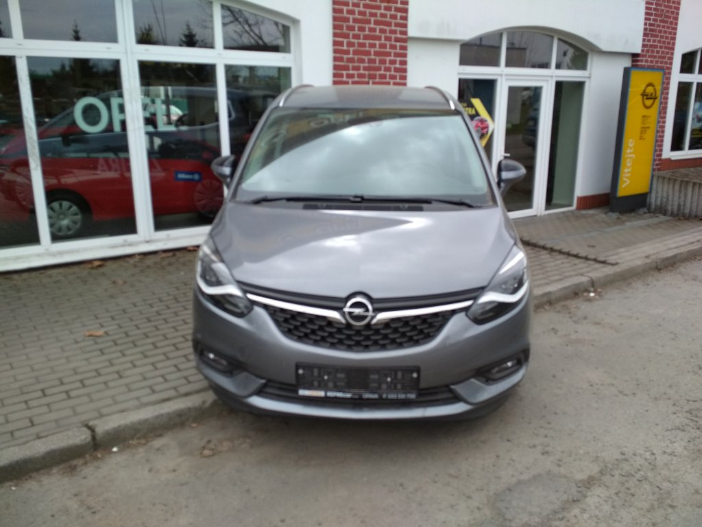 Opel Zafira 5-dv Innovation B 1.4 NET