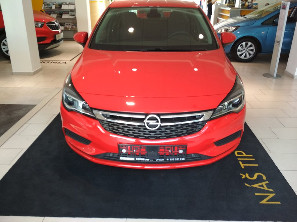 Opel Astra  Enjoy B 14 XE 5door