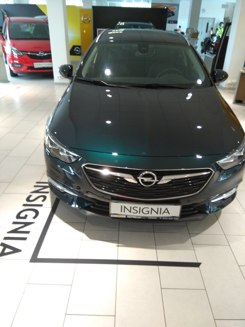 Opel Insignia Sports Tourer Innovation B1.5