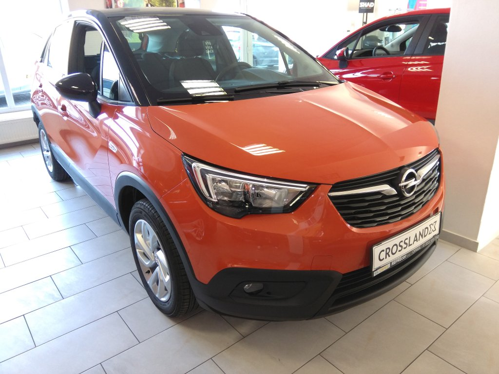 Opel Crossland X  Enjoy F 12 XHL 96kW / 130HP
