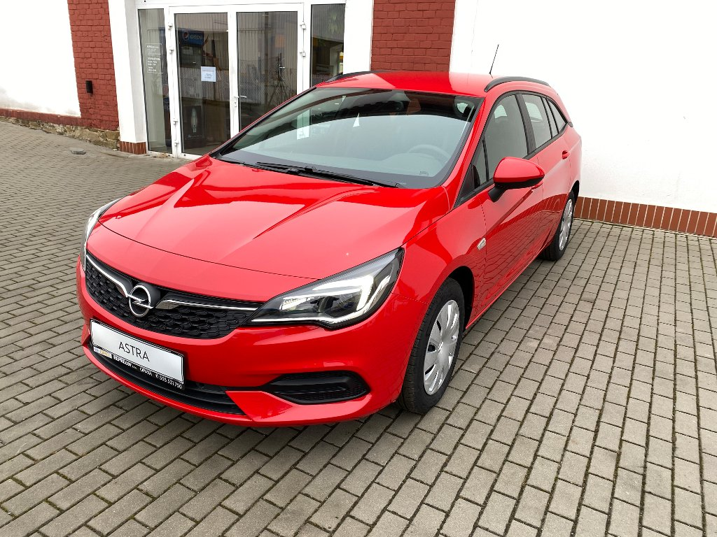 Opel Astra Sports Tourer Astra F 15 DVC S