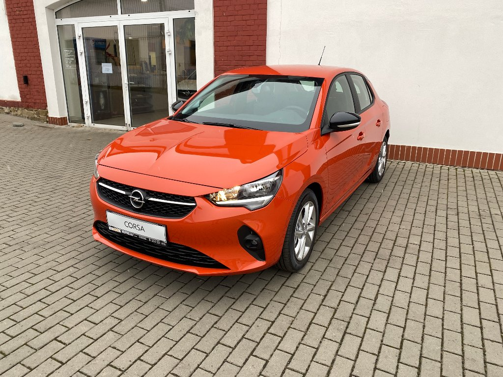 Opel Corsa Edition F 12XHL S/S (74kW/ 100