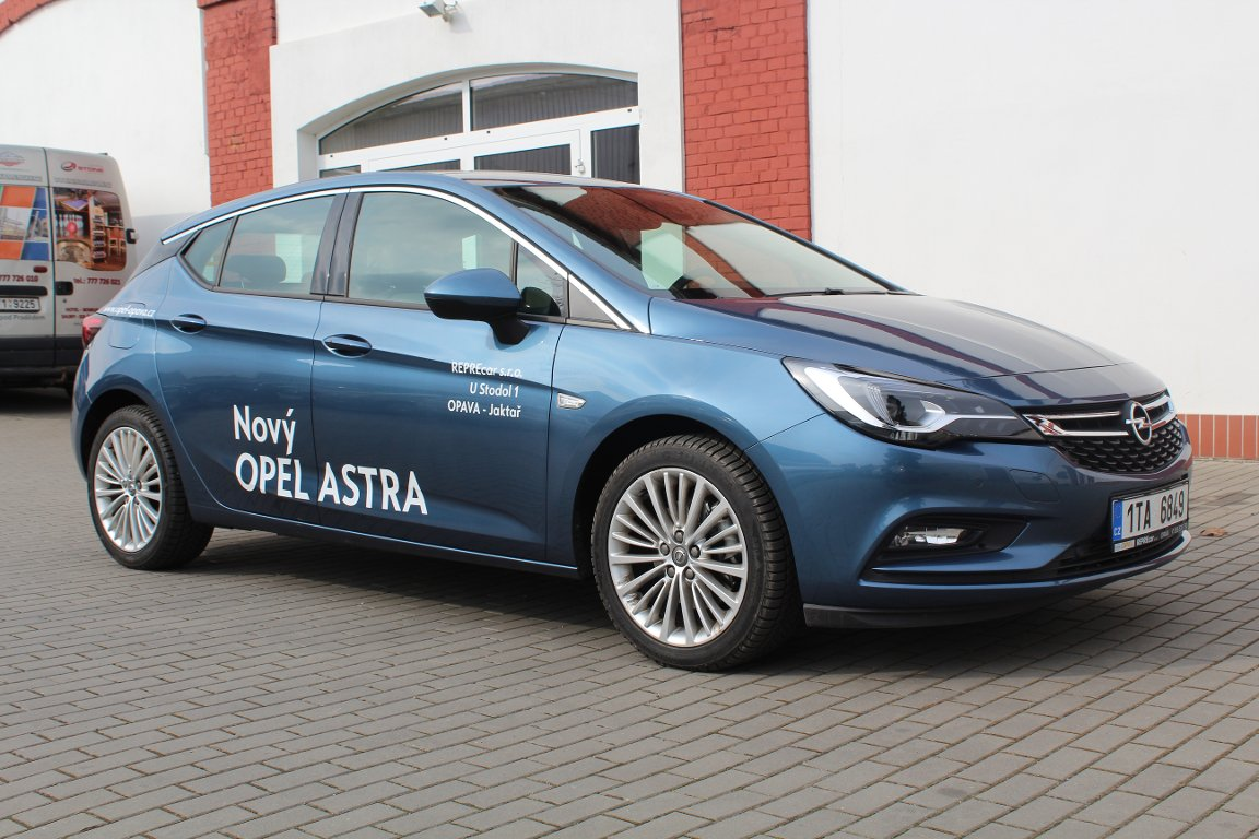 Opel Astra K Innovation 16DTH MT6 S/S