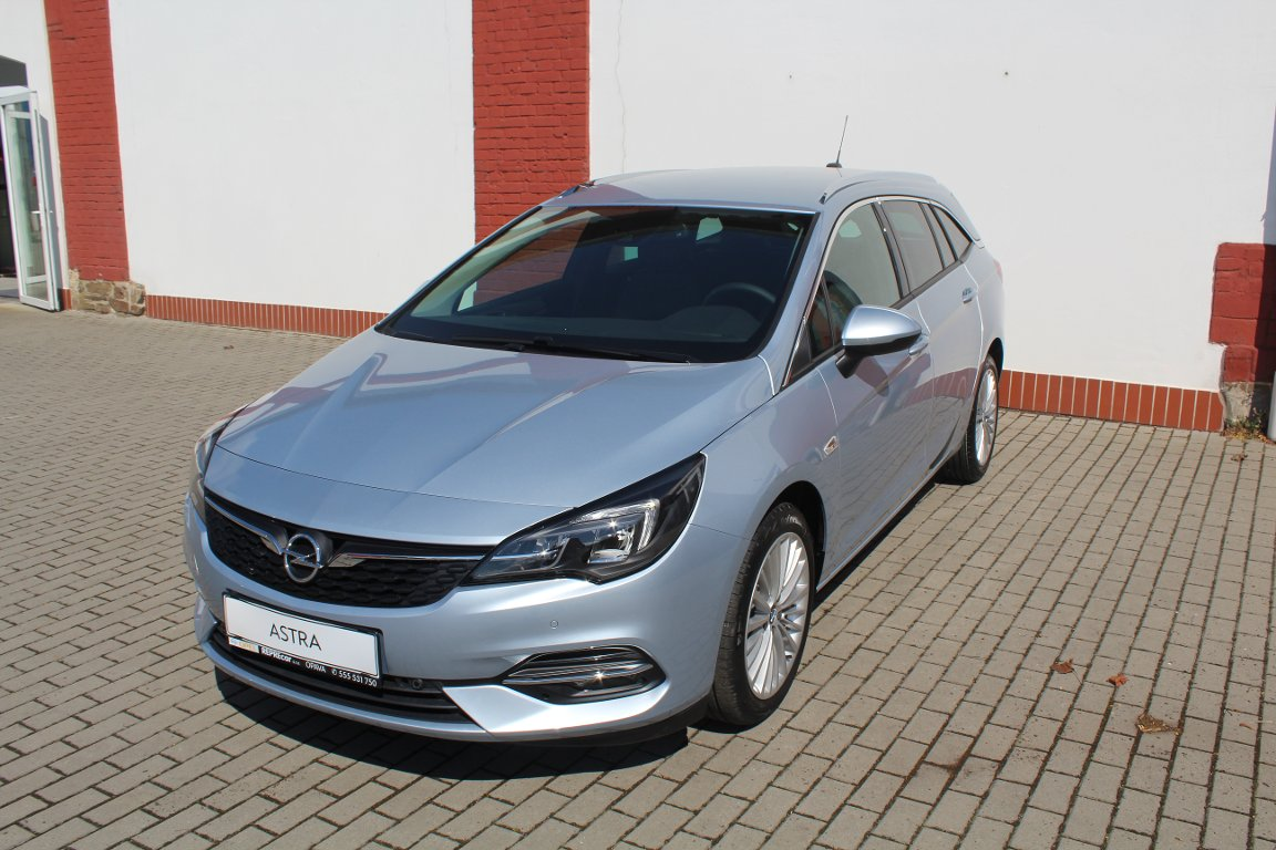Opel Astra ST - Elegance107 kW