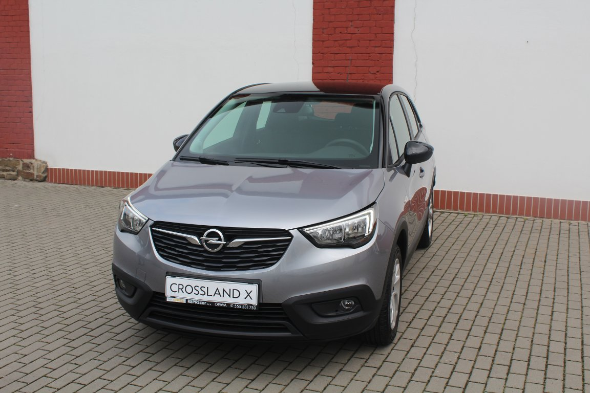 Opel Crossland X SMILE 96kW / 130HP
