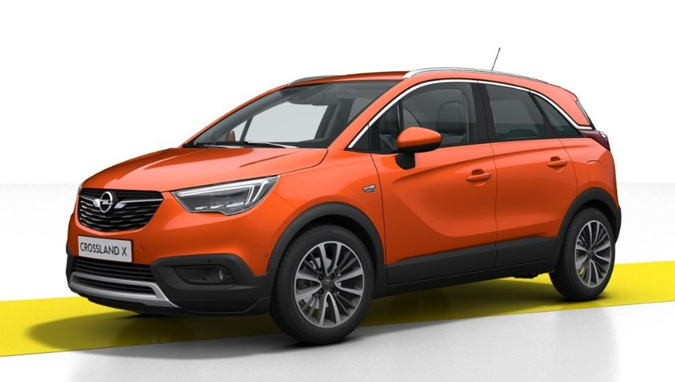 Opel Crossland X Enjoy1,2/81kW SMILE